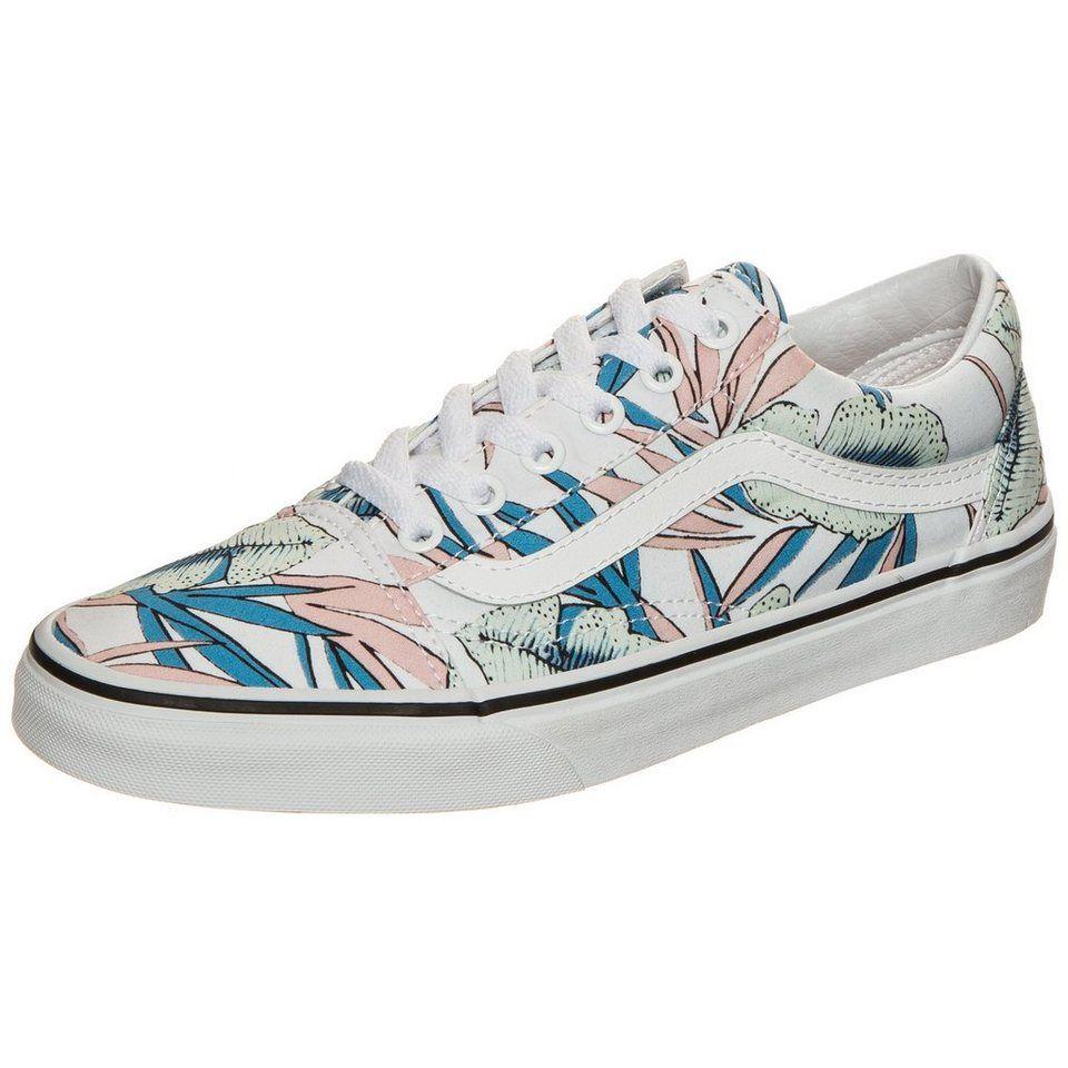 Vans »Old Skool Tropical Leaves« Sneaker, Tropischer Blätter