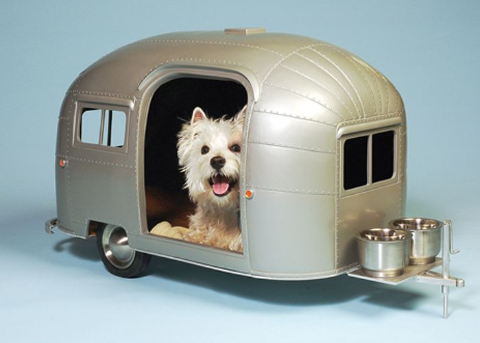 The 6 Most Insane Dog Houses On The Planet Pet Trailer Dogs