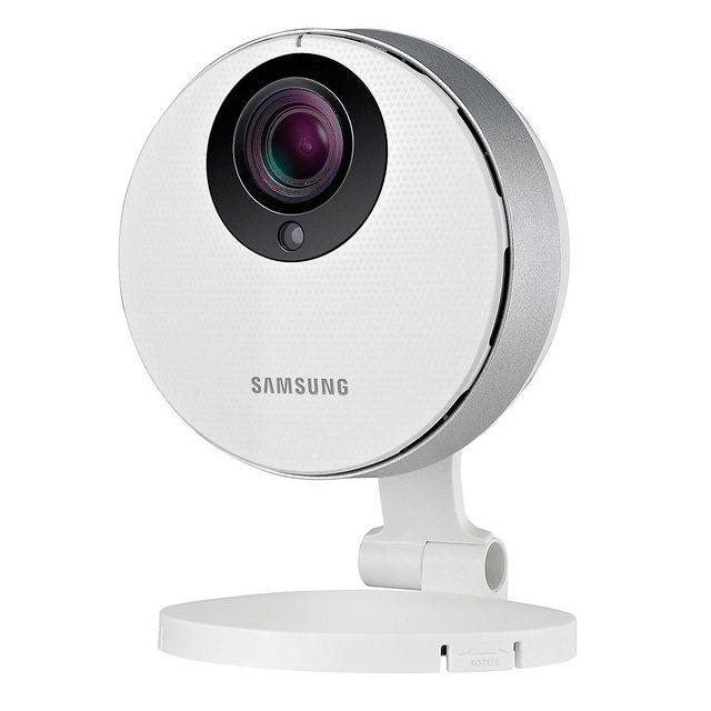 Might be a good alternative for a nursery camera. Samsung SmartCam HD Pro Wi-Fi Camera