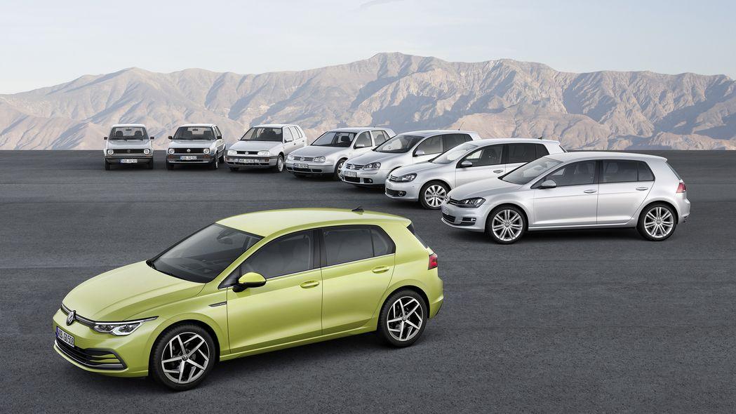 2020 Volkswagen Golf Here Next Year Vw Passat Volkswagen Volkswagen Golf