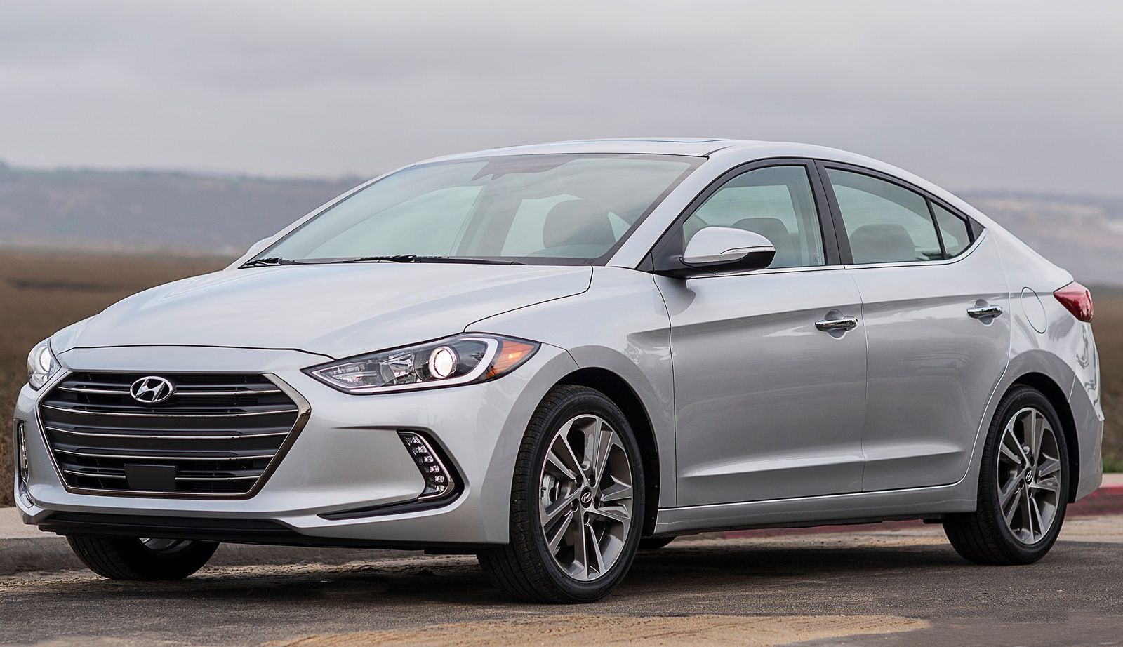 The Hyundai Elantra has a fresh new look, three new