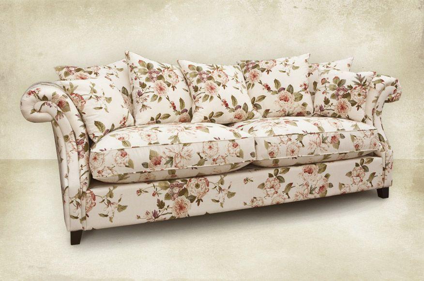 Ongebruikt Nieuwe collectie banken en fauteuil bij Country Life Style. Kom HT-68