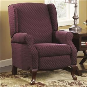 Signature Design By Ashley Furniture Nadior Burgundy High Leg Recliner 2800226 High Leg Recliner Furniture Living Room Furniture