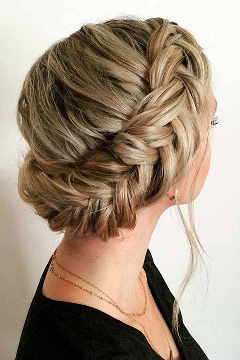 amazing braid hairstyles for party and holidays pinterest