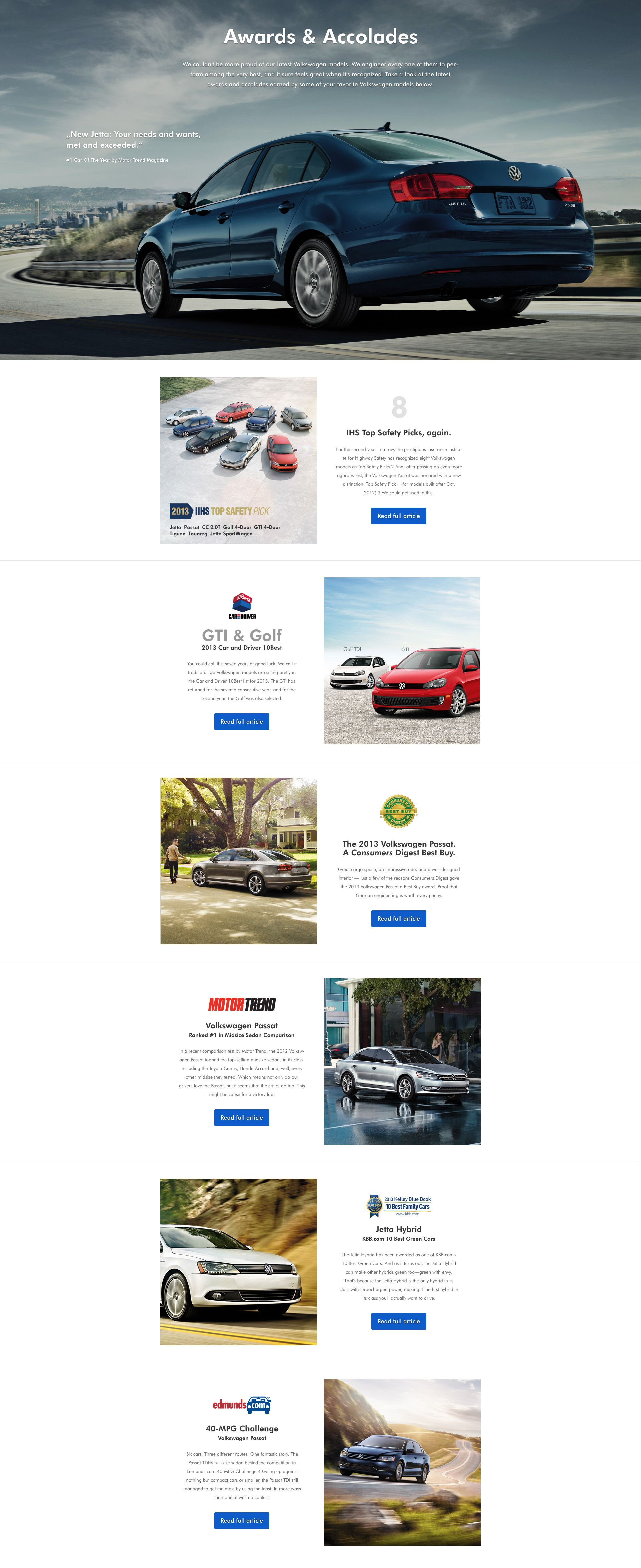 Dribbble 06 Awards Long Jpg By Ales Nesetril Website Redesign Automobile Advertising Car Websites