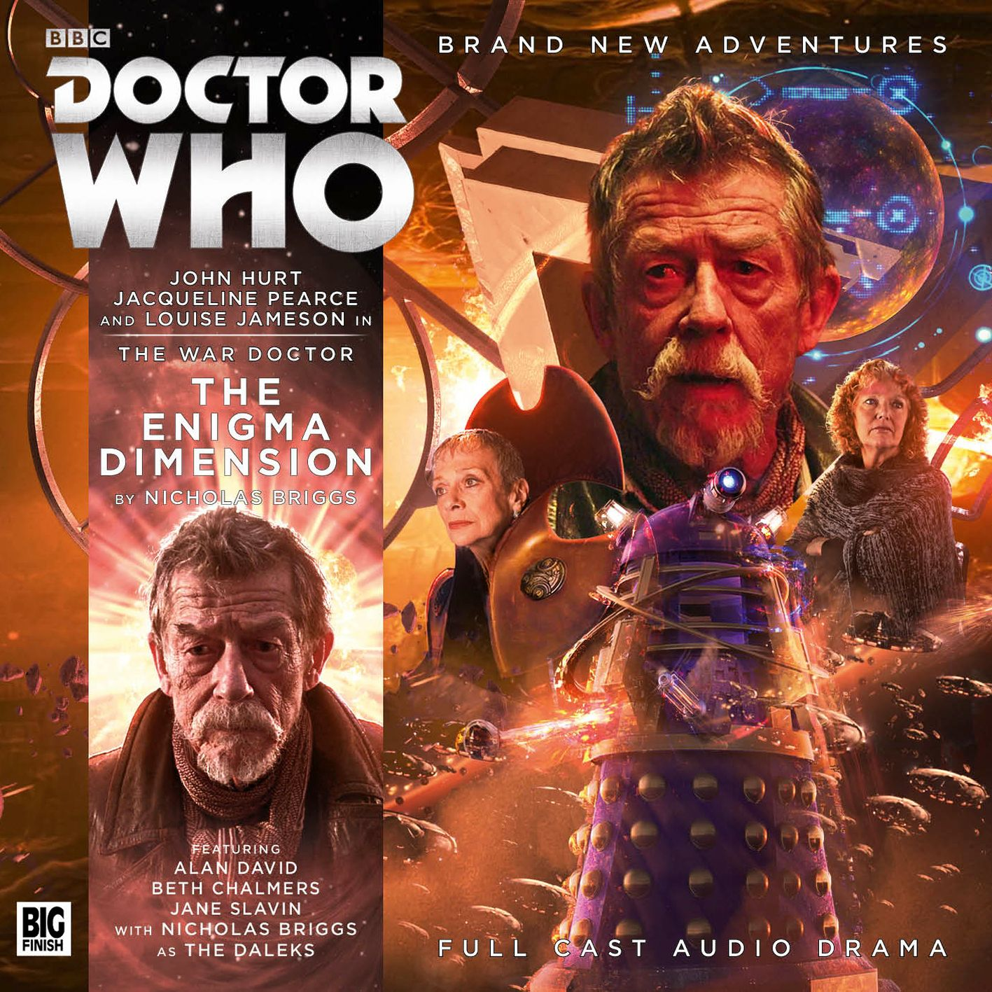 The War Doctor 4.3: The Enigma Dimension