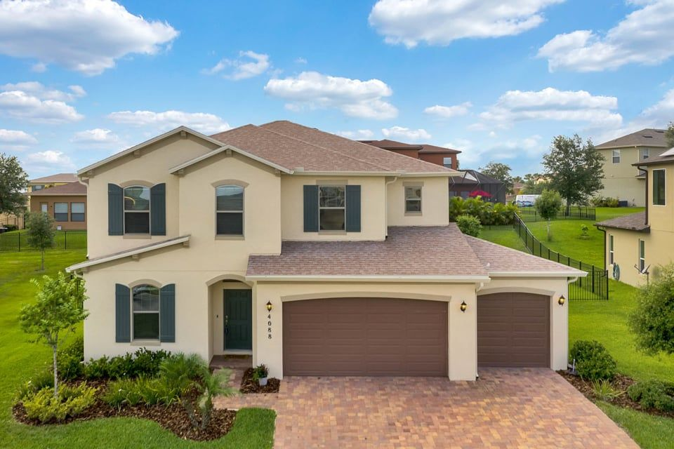 4088 longbow dr clermont fl 34711 florida real estate