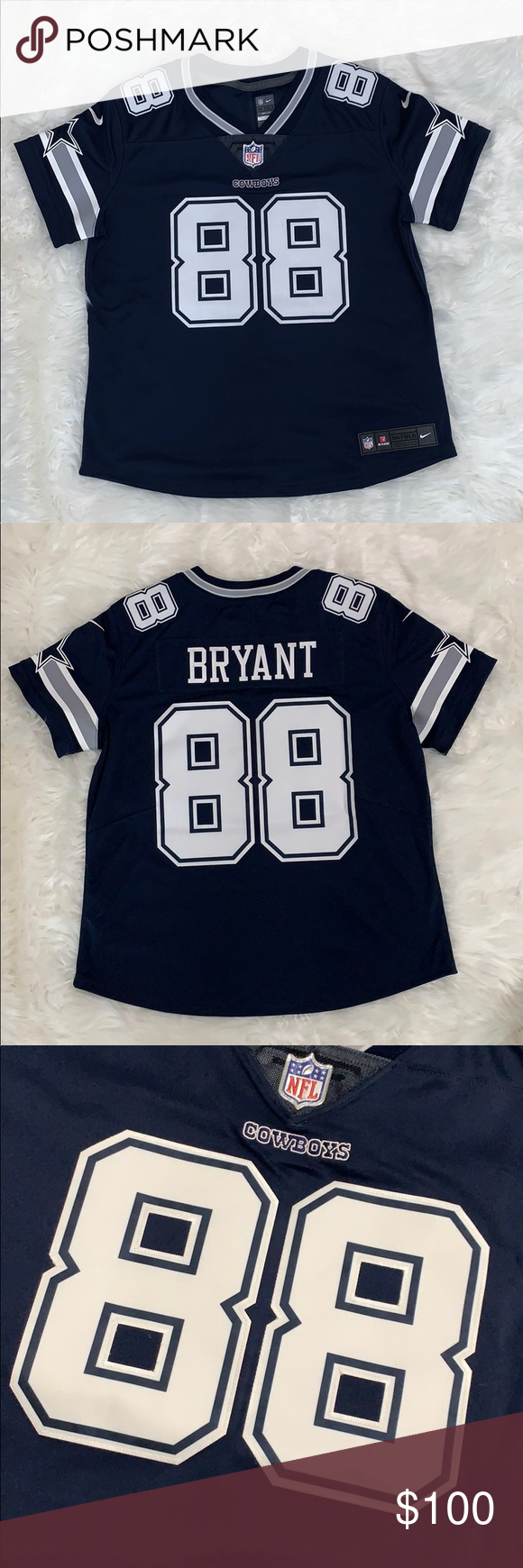 Women Dez Bryant Vapor Untouchable Limited Jersey Stitched numbers  Worn once  Excellent condition Tops #dezbryantjersey Women Dez Bryant Vapor Untouchable Limited Jersey Stitched numbers  Worn once  Excellent condition Tops #dezbryantjersey Women Dez Bryant Vapor Untouchable Limited Jersey Stitched numbers  Worn once  Excellent condition Tops #dezbryantjersey Women Dez Bryant Vapor Untouchable Limited Jersey Stitched numbers  Worn once  Excellent condition Tops #dezbryant
