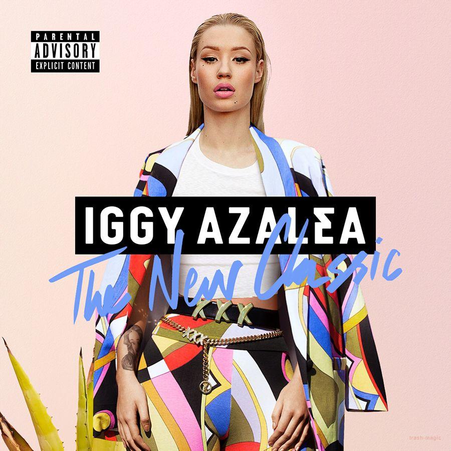 Iggy Azalea Bounce Album Cover | www.imgkid.com - The ...