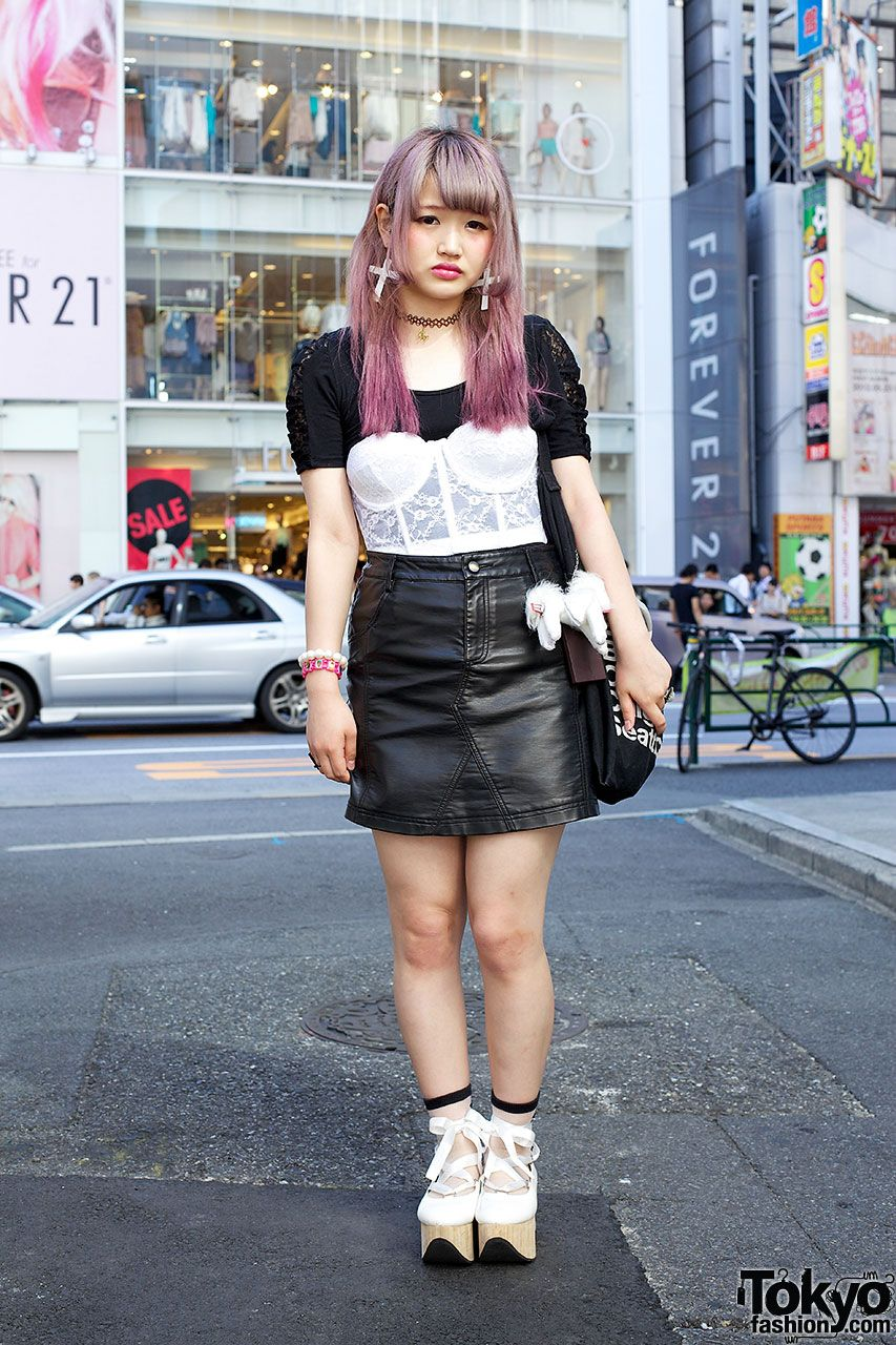 18 Year Old Japanese Girl