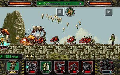 metal slug attack hack apk