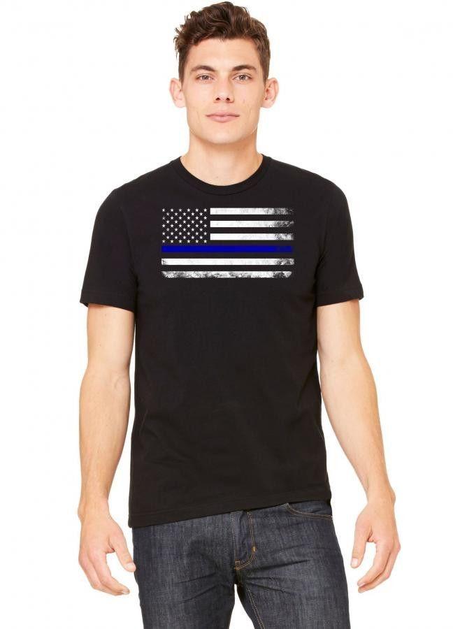 vintage american flag 1 Tshirt