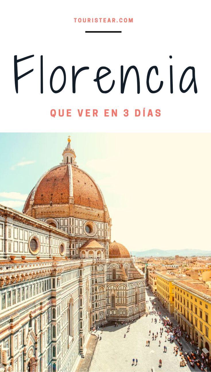 75 Cosas que hacer y ver en Florencia