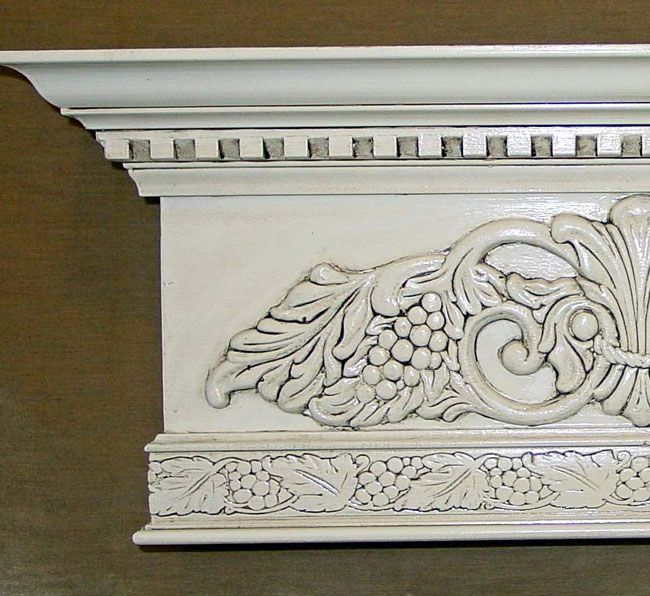fancy cornice board