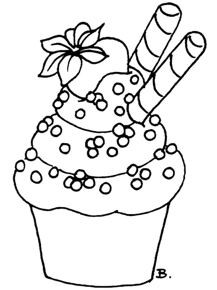 Christmas Coloring Cupcake Pages 2020 Check More At Https Bo Peep Club Christmas Cupcake Coloring P Cupcake Coloring Pages Coloring Pages Cupcake Drawing