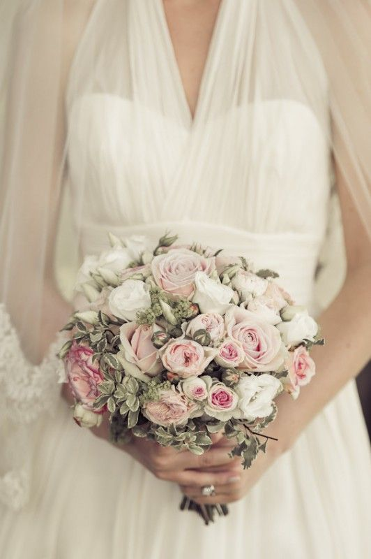 Mathilde S Wedding Dress Via La Vie En Blonde Simple Classic And