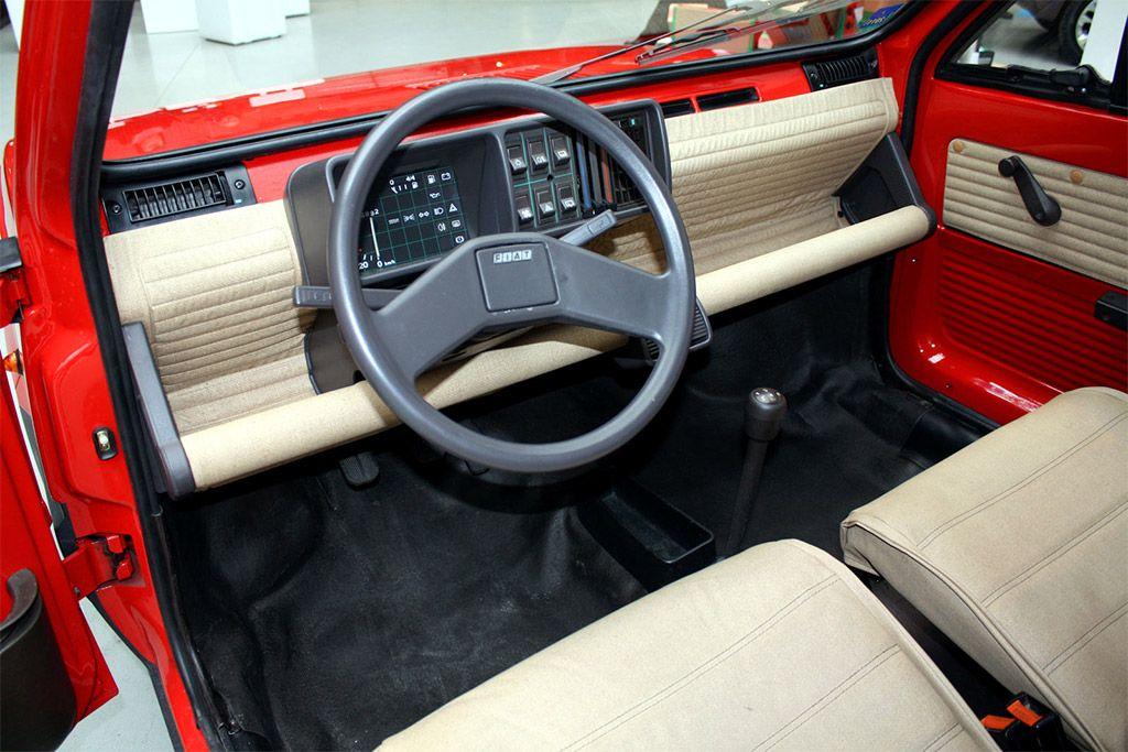 Fiat Panda interieur | Car tunning | Pinterest
