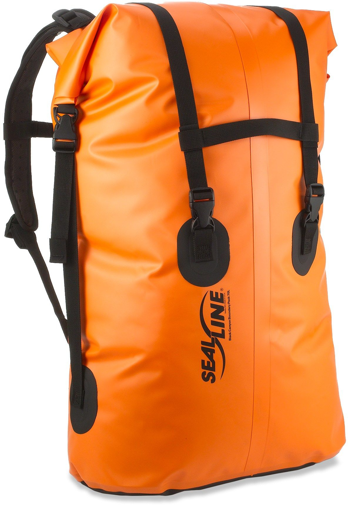 SealLine Black Canyon Boundary Dry Pack - 70 Liters REI