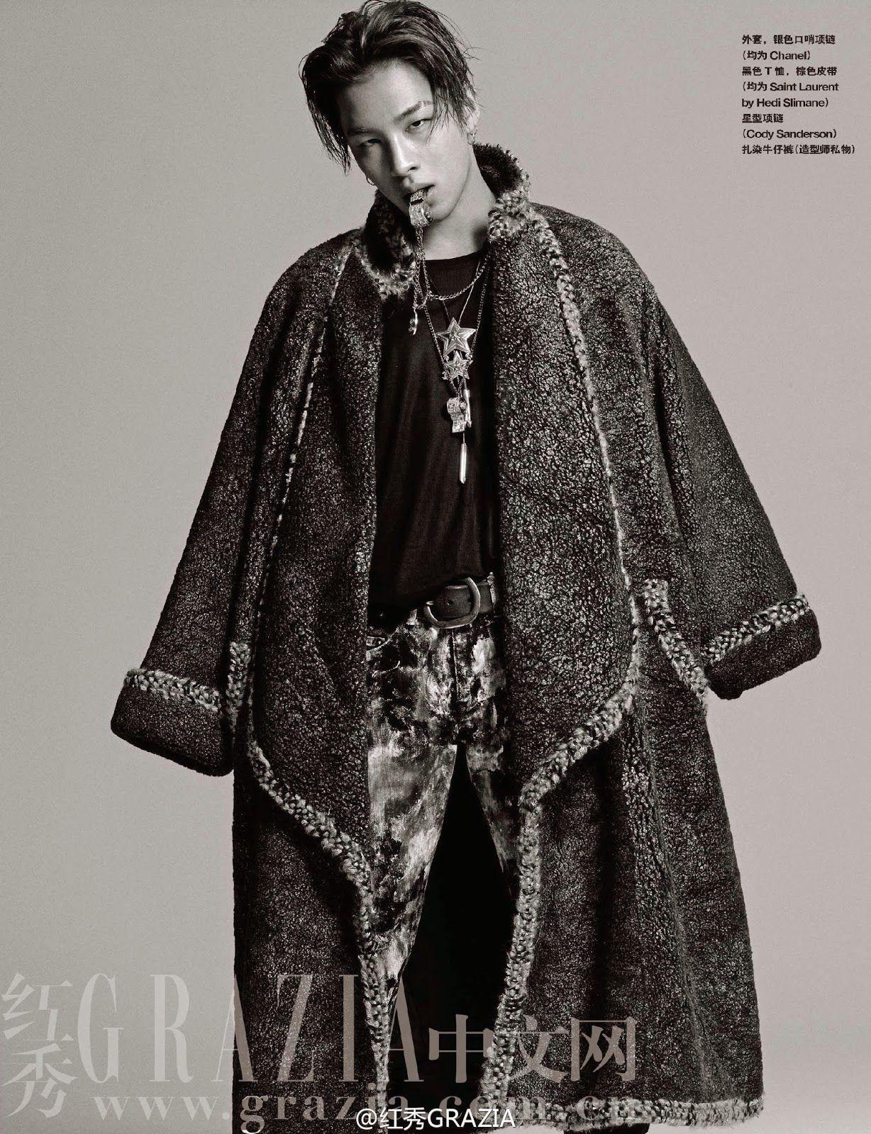 China Magazine「红秀GRAZIA 204号」