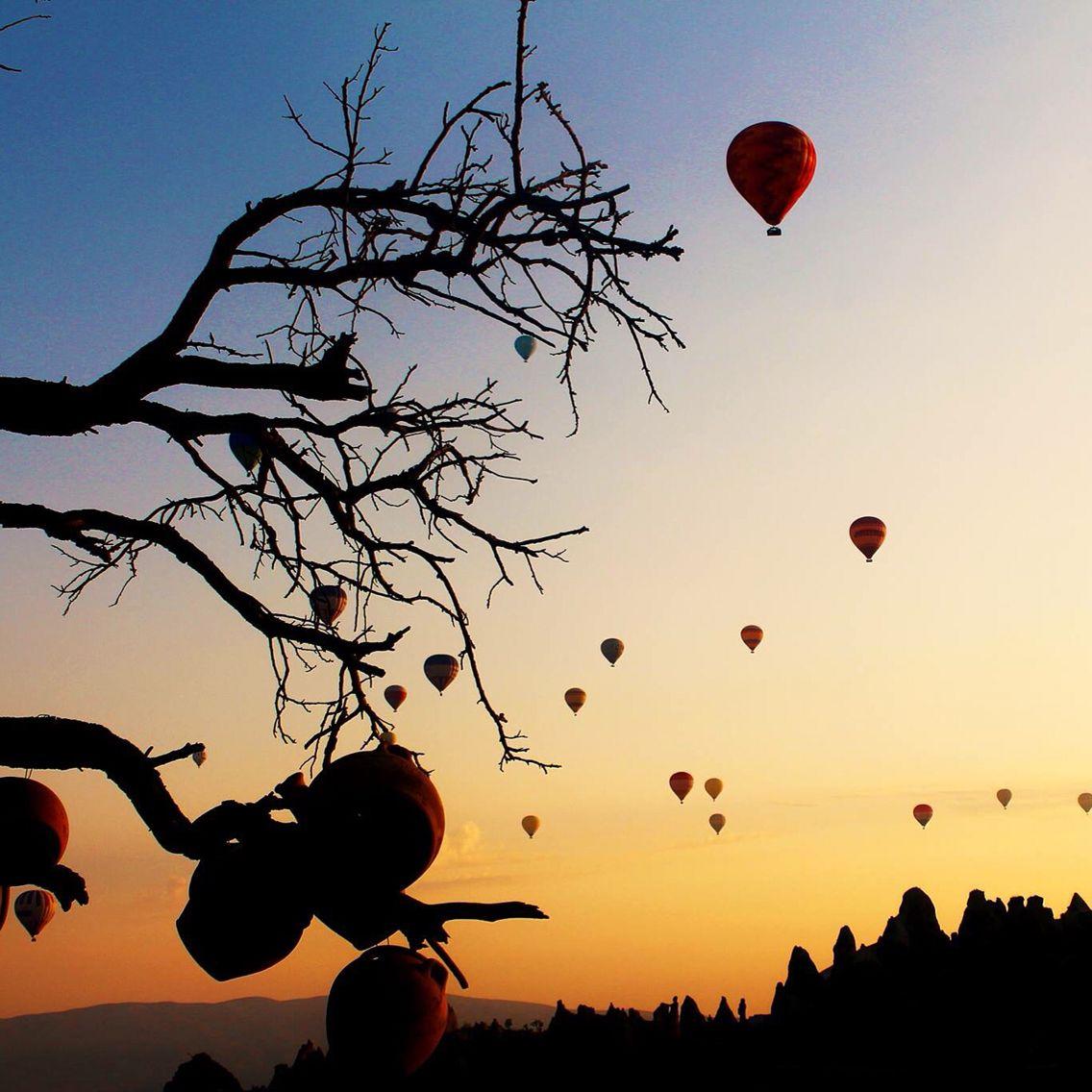Cappadoccia, Turkey Dance of the balloons