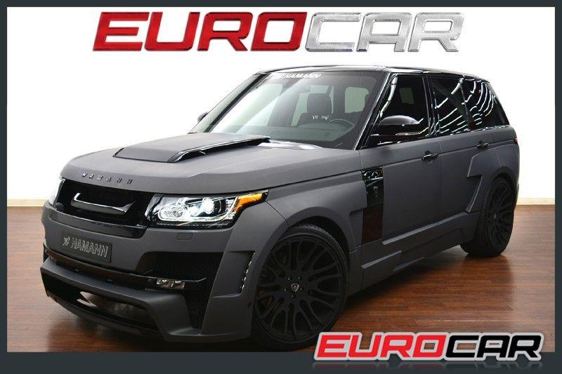2013 Land Rover Range Rover HAMANN MYSTERE in , Range