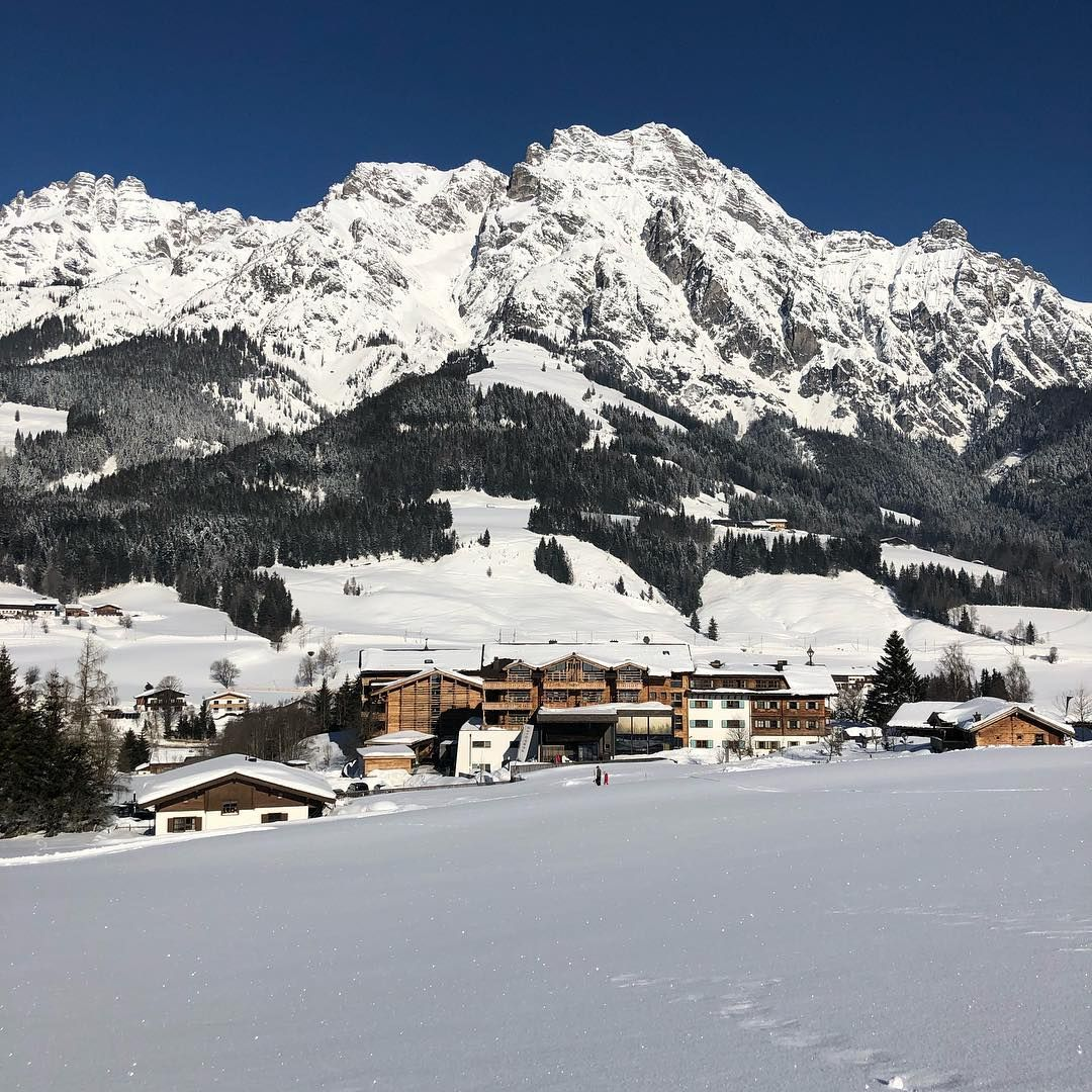 Hotel Puradies In Leogang Austria Is Truly A Paradise For