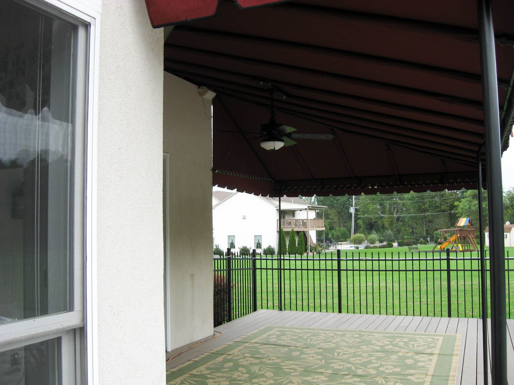 Stationary Deck Canopy With Images
