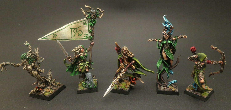 High Elves Seaguard by Rafael Garcia Marin (Volomir) ? Putty&-Paint ...