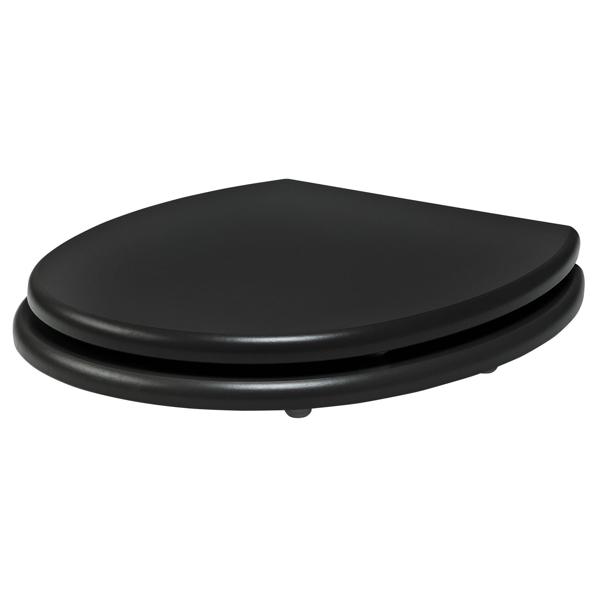 Abattant Wc Kullarna Noir En 2019 6 Wc Griddle Pan