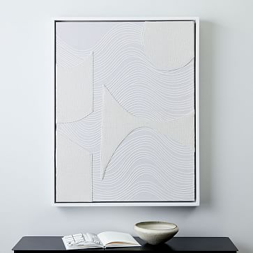 Pieced Fabric Framed Wall Art In 2020 Fabric Wall Art Fabric Wall Framed Fabric