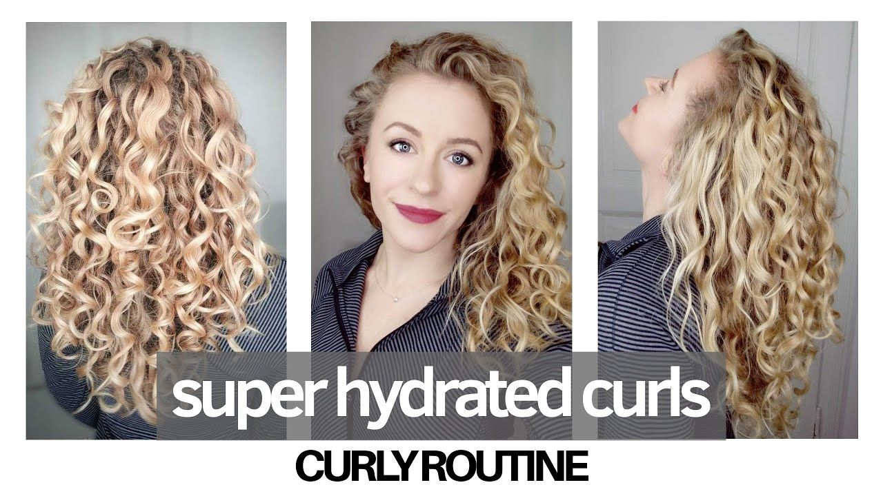 Pin On Curly Hair Care Styles Tutorials