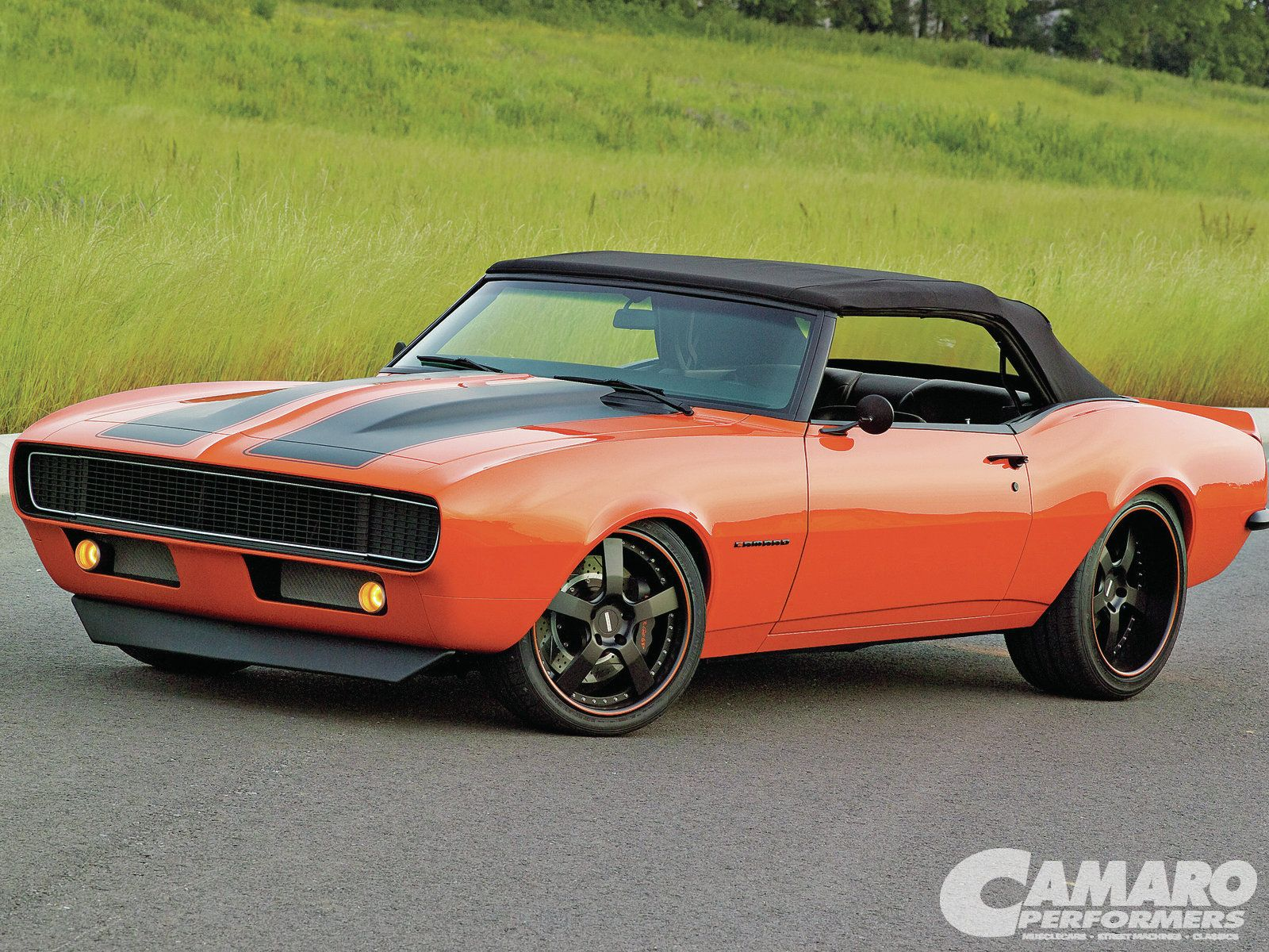1968 camaro 1968 chevrolet camaro convertible photo 13