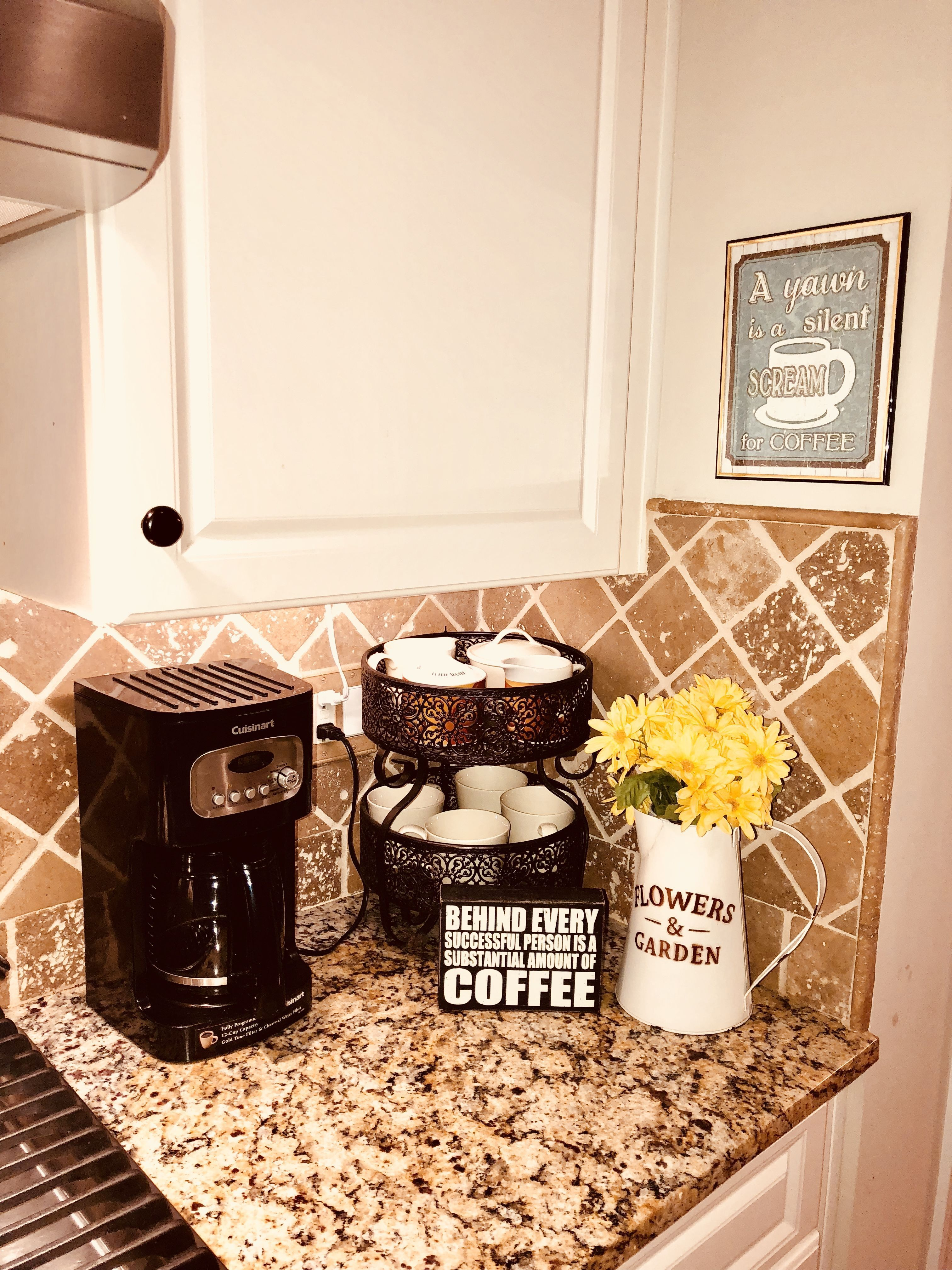 15 Exceptional Diy Coffee Bar Ideas For Your Cozy Home Futurian Diy Coffee Bar Coffee Bars In Kitchen Coffee Bar Home