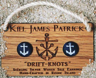 Kiel James Patrick https://kieljamespatrick.com/ (Shop) Armbänder, Gürtel, Fliegen...