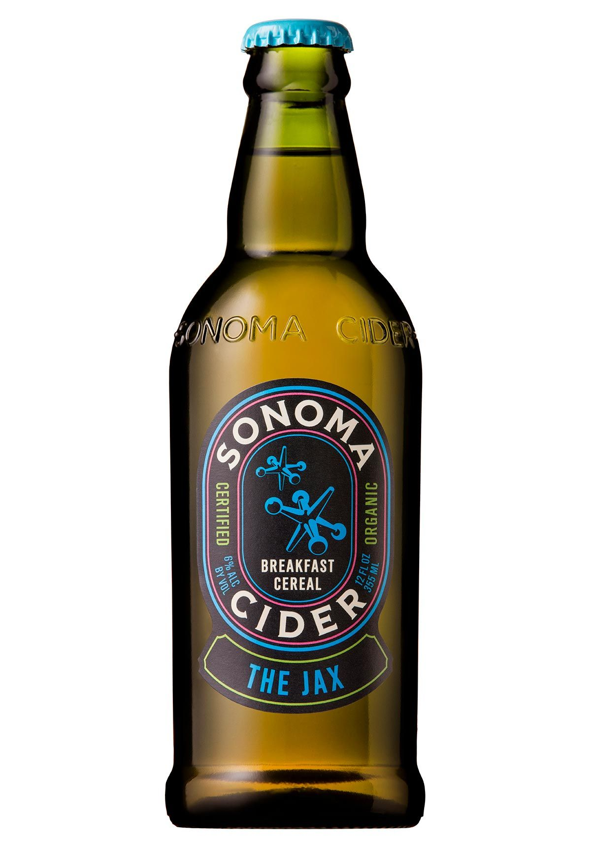 Sonoma Cider Releases The Jax Breakfast Cereal Cider