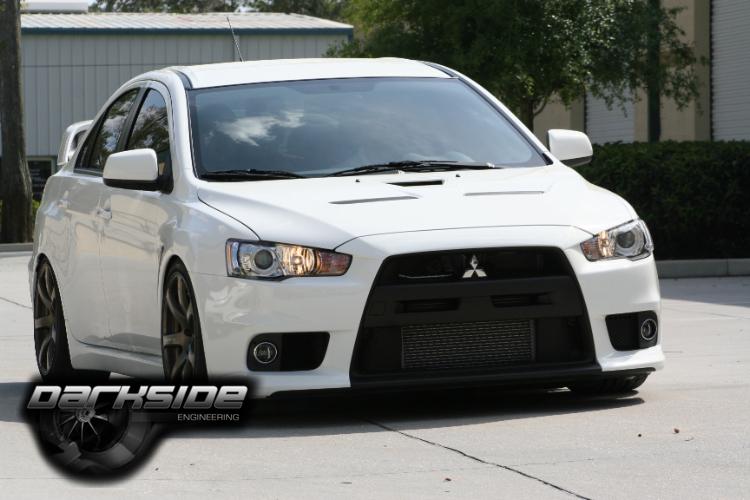 ww evo x ww evo x wicked white mitsubishi - Mitsubishi Evo X Wicked White