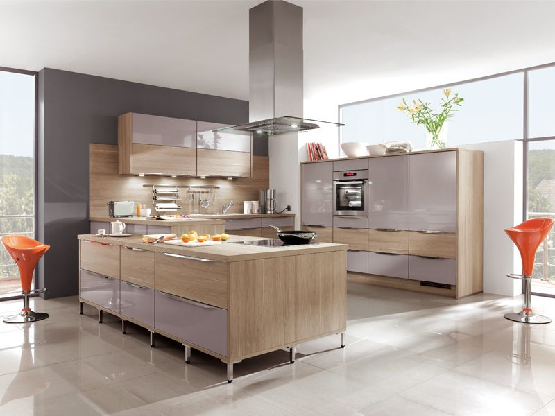 Lacquered kitchen PRIMO 756 by Nobilia-Werke K I T C H E N