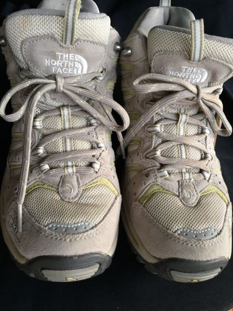 NORTH FACE Trail/Hiking Shoes Size