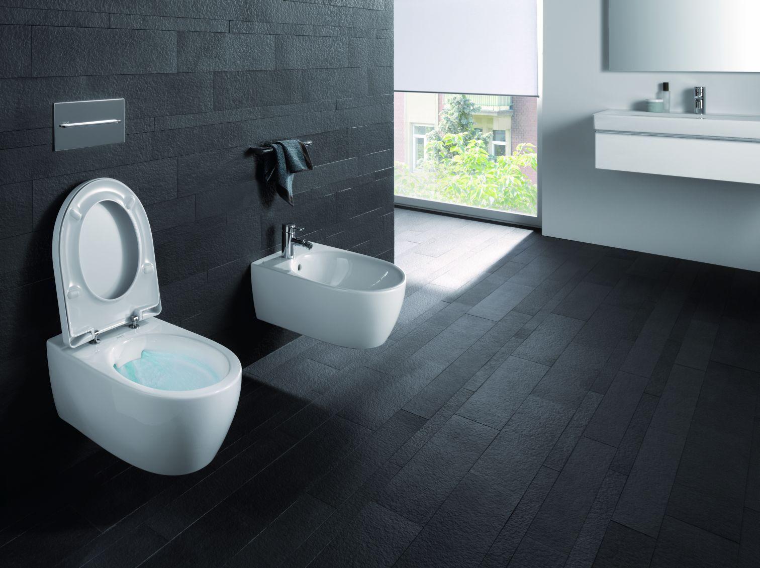 Toilet Zonder Spoelrand : Sphinx rimfree toilet zonder spoelrand voor betere hygiene