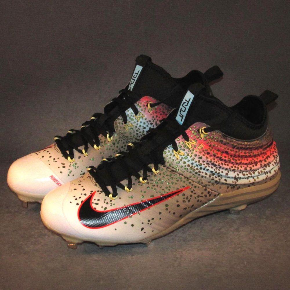 Nike Lunar Rainbow Trout Baseball