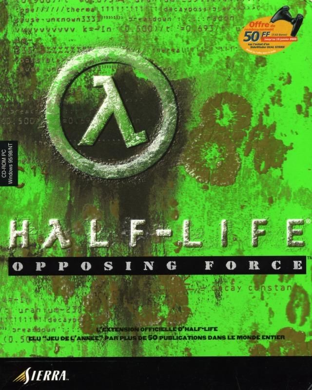 Half-Life: Opposing Force - PC | Games | Half life, Games, Play