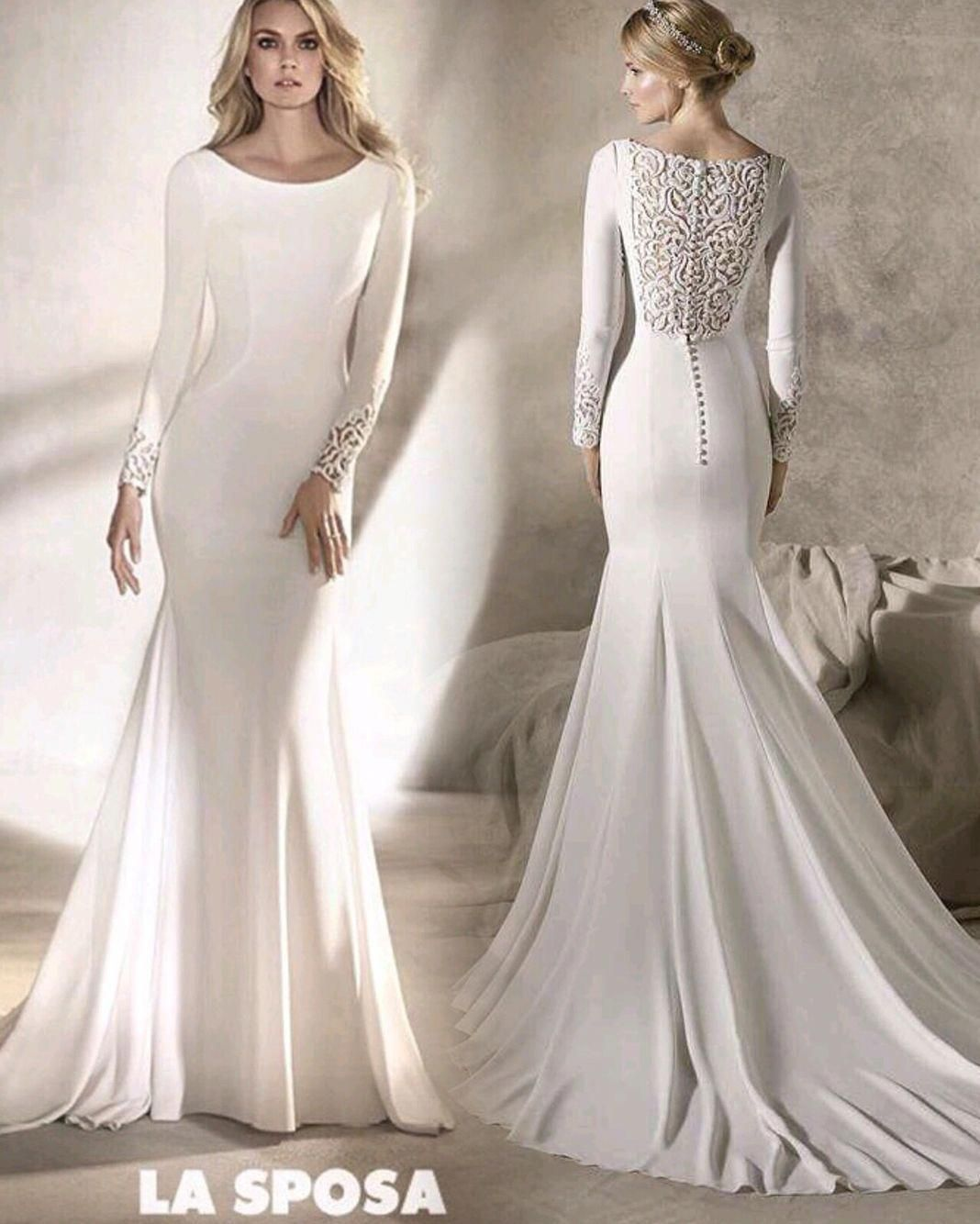 Sweet Wedding Dresses Style Id 3374574233 Incredible And Charming Dress Style Ideas For A Wonderf Bridal Dresses Mermaid Plain Wedding Dress Wedding Dresses [ 1334 x 1068 Pixel ]