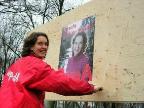 Rinda den Besten, deputy mayor of Utrecht