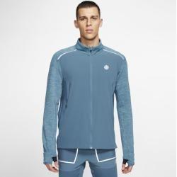 Photo of Nike Langarm-Laufoberteil für Herren – Blau NikeNike
