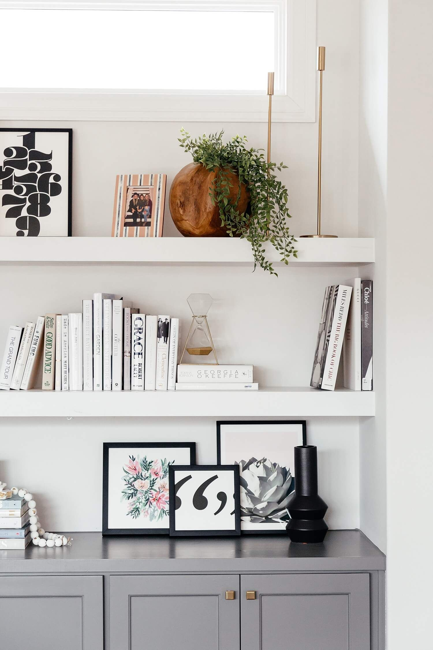 How To Style Bookshelves Tips For Styling Your