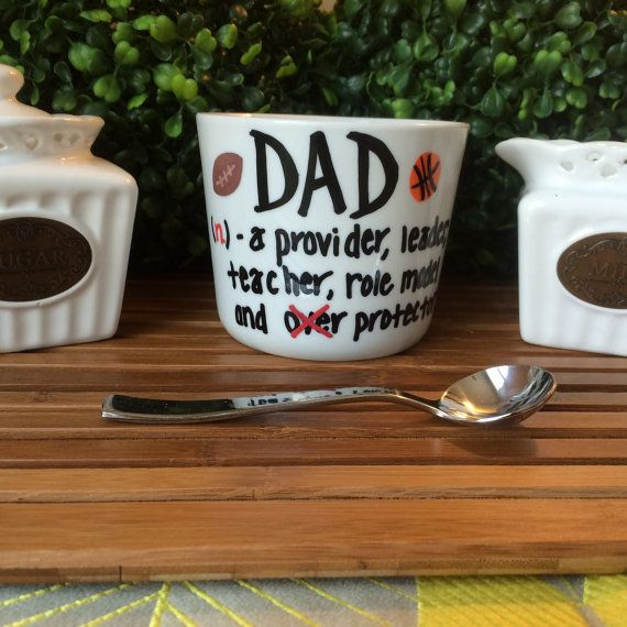 Personalized Father's Day Definition of a Dad by MugFullofLove