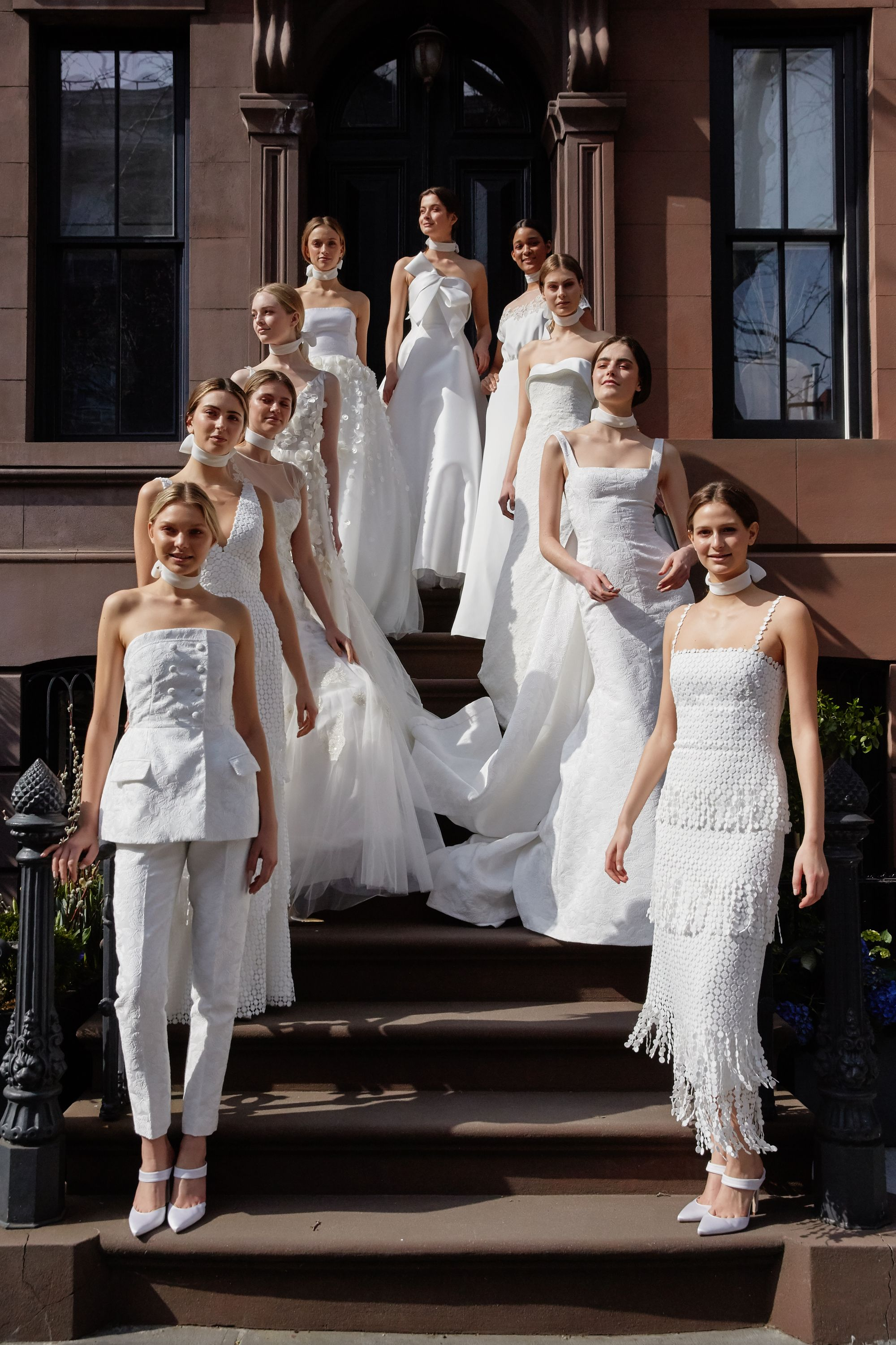 Pin On Beauty Inspiration From Bridal Spring 2019