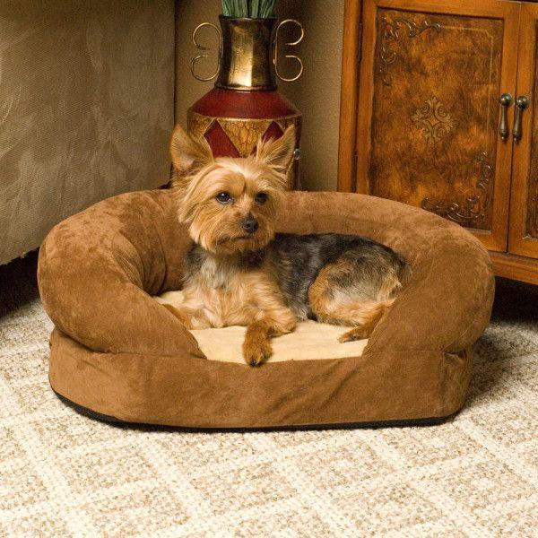K H Ortho Bolster Sleeper Dog Bed Bolster Dog Bed Pet Bed Orthopedic Dog Bed