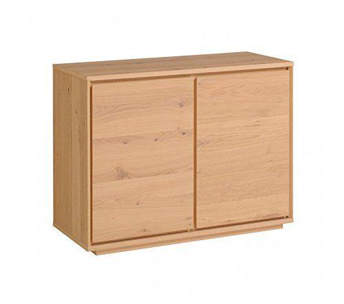 Parisot 0630en2p Stockholm Solid French Oak Sideboard With 2 Doors Oak Sideboard French Oak Oak