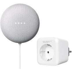 Google Nest Mini & Osram Smart+ Set 17 (Rock Candy)Bauhaus.info #googlehomemini